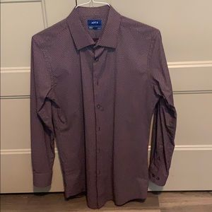 Men's dress shirt, slim fit